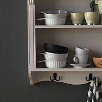 Bonami kuchynská skrinka na poháre a misky