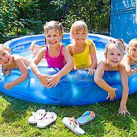 Nafukovací bazén pre malé deti? Recenzie chvália hlavne malé rozmery