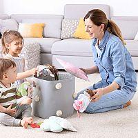 Ako naučiť deti upratovať? Rozpis domácich prác aj obrátená psychológia fungujú