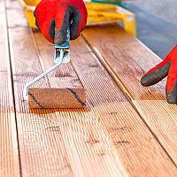 Impregnácia dreva do exteriéru je dôležitá proti vode aj plesni