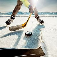 Ako vybrať novú hokejku na ľadový hokej? Akú vysokú pre deti?