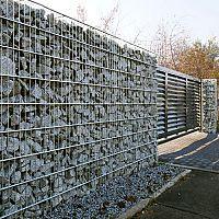 Pletené gabiony – aká je cena za kameň do gabionov?