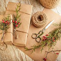 Originálne a netradičné balenie vianočných darčekov