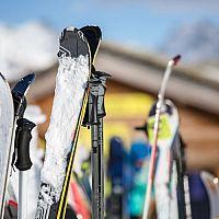 Ako sa správne starať o lyže počas sezóny či po nej?
