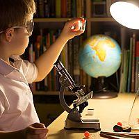 Ako vybrať mikroskop pre deti? Najlepšie detské a školské mikroskopy poradia recenzie