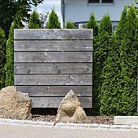 Živý plot z tují, hraba, smreka alebo muchovníka. Ktoré sú vhodné rastliny?