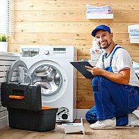 Hučanie práčky nielen pri žmýkaní. Výmena ložiska odstráni čudné zvuky