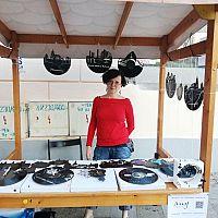 Denisa Durica: Každé hodiny z vinylu sú originálnym autorským kúskom, aký inde nenájdete