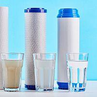 Uhlíkové filtre na vodu do kuchyne? Na zmäkčenie vody a odchlorovanie
