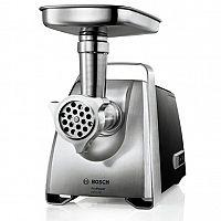 Bosch MFW 68660 recenzia, test. Elektrický mlynček na mäso s bohatým príslušenstvom