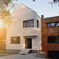 Drevená fasáda na dom – všetko, čo potrebujete vedieť