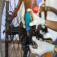 Starostlivosť o bicykel – údržba reťaze, umývanie, čistenie kazety