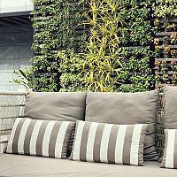 Vertikálna záhrada v interiéri/v byte alebo v exteriéri svojpomocne