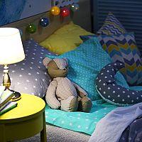 Ako vybrať najkrajšiu nástennú či stolovú lampu do detskej izby? Poteší aj detská lampa s projektorom