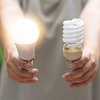 Ako vybrať žiarovku – LED, kompaktnú či halogénovú?