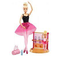 Mattel Bábika Barbie – športový set baletka