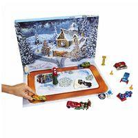 Adventný kalendár - Mattel Hot Wheels