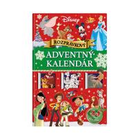 Disney – Rozprávkový adventný kalendár