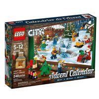 Adventný kalendár – Lego City 60155