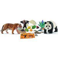 Schleich adventný kalendár – Africké zvieratá