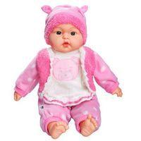 PlayTo hovoriaca a spievajúca bábika Marika, 46 cm