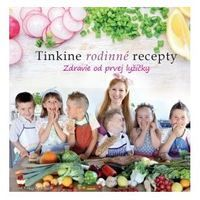 Tinka Karmažín - Tinkine rodinné recepty