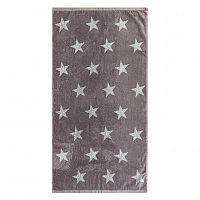 JAHU Uterák Stars sivá, 50 x 100 cm