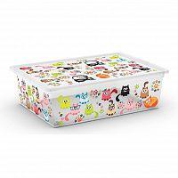 KIS C Box Style L, Cute Animals, 27l