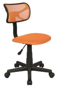 Detská stolička Rafito, oranžová