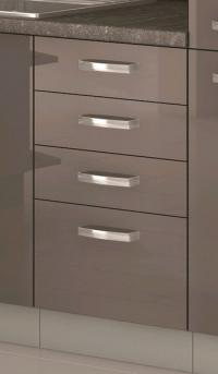 Dolná kuchynská skrinka Grey 40D, 40 cm