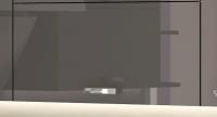 Horná kuchynská skrinka Grey 60OK, 60 cm