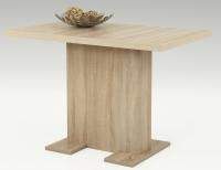 Jedálenský stôl Britt 110x69 cm, dub sonoma