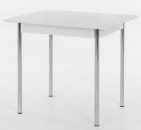 Jedálenský stôl Köln I 90x65 cm, biely