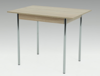 Jedálenský stôl Köln II 75x55 cm, dub sonoma