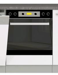 Kuchynská skrinka pre vstavanú rúru Bianka 60DG, 60 cm