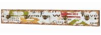 Nástenný vešiakový panel Dream 5 (42826)