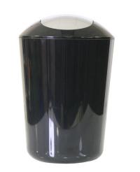 Odpadkový kôš (5 l) Axentia 251081, čierny