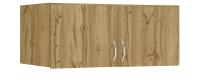 Skriňový nadstavec Case, 91 cm, dub wotan