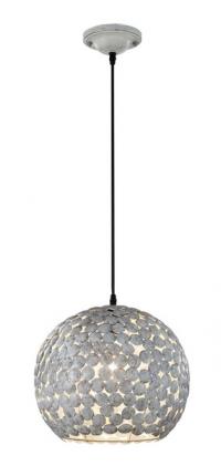 Stolná lampa Frieda 302200161, šedobiela