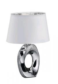 Stolná lampa Taba 50511089, chrómová