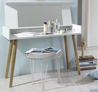 Toaletný / písací stolík so zrkadlom Kolding