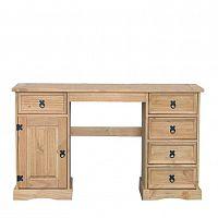 Písací stôl CORONA vosk 16334