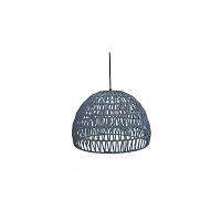 Biele stropné svietidlo LABEL51 Rope, ⌀ 38 cm