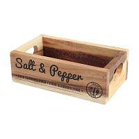 Box na korenie z akáciového dreva T&G Woodware Inacacia