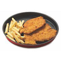 Forma na varenie pokrmov v mikrovlnke Snips Crispy Plate Frying, ø 26 cm