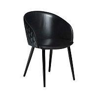 Hnedá koženková stolička DAN-FORM Denmark Dual