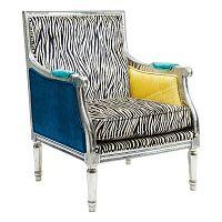 Kreslo Kare Design Zebra