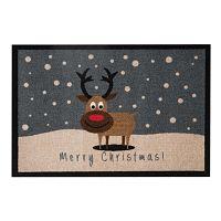 Rohožka Zala Living Merry Christmas Reindeer,×60cm