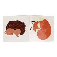 Sada 2 tetovaní Rex London Honey And Rusty