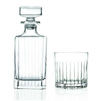 Set karafy a 6 pohárov RCR Cristalleria Italiana Giustina
